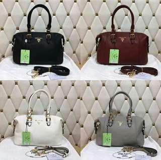 Prada Handbag with Sling