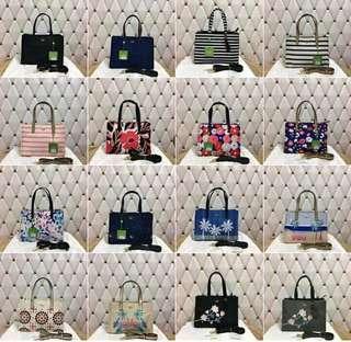 Katespade handbag with sling