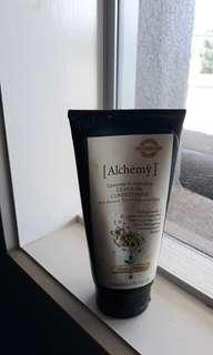 Alchemy natural herbal leave in conditioner hair mask