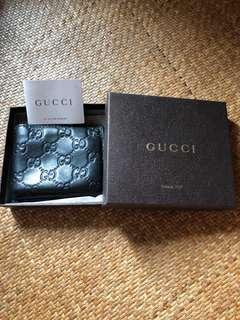 Gucci 真皮 錢包 Gucci wallet