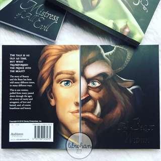 Disney Villains The Beast Within