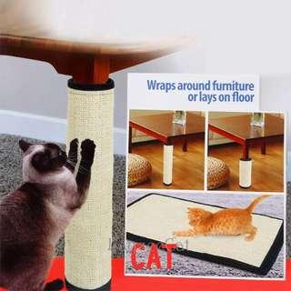 [Ready Stock] CS015 Cat Scratcher Mat 防家具猫抓垫