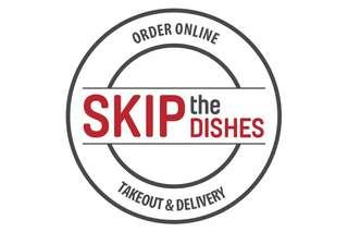 Gift card skip the dishes 100$ for 300$ of any resto on the app