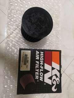 Volkswagen, Audi, SKoda K&N High Air Flow Filter E-2997