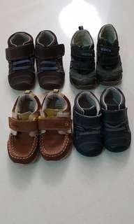 Branded Baby Shoes boy shoes clarks geox pediped