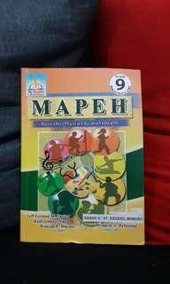 MAPEH Grade 9