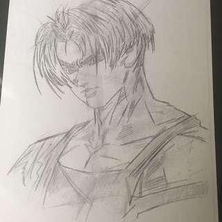 💕Manga drawing