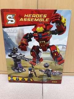 [Unofficial Lego] Hulkbuster