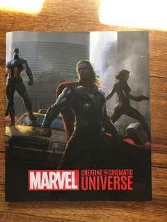 Marvel photo book