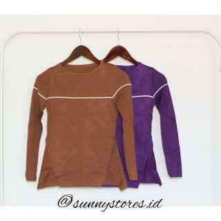 Import knit Top