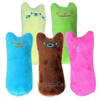 [Ready Stock] CT033 Espression CatNip Plush Toy