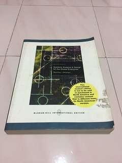 🚚 *$10*System Analysis & Design for the Global Enterprise