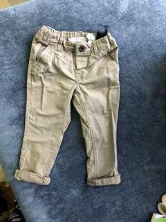 H&M Baby Chinos 18M-2Y