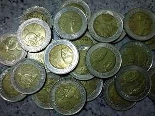 10-Piso Commemorative Coins