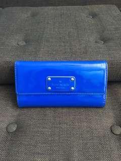 Kate spade pasadena leather wallet