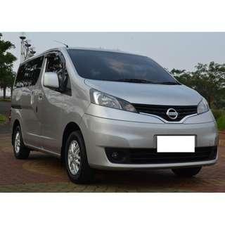 Nissan Evalia XV Manual 2012 Tangan Pertama Pajak Panjang Istimewa