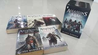 Assasin's creed collection