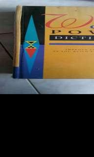 Reader's Digest Dictionary