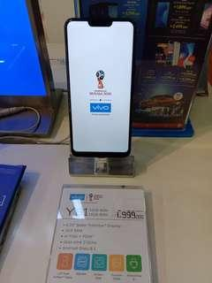 Handphone Vivo Y81,Cukup Bayar 350ribu diawal Kredit Cepat