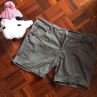 Grey Shorts