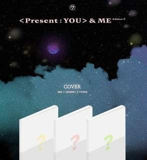 [LOOSE // PREORDER] Got7 Present You and Me Edition