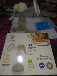 manual breastpump