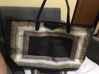 Givenchy Overaized Printed Tote