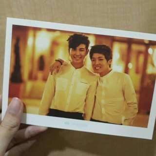 BTS Now in Thailand photocards RM JHope (RARE)