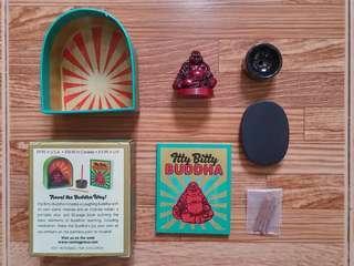 Itty Bitty Buddha Book and Kit
