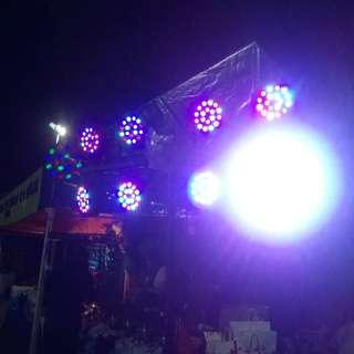 R Mobile Sounds and Lights for Parties