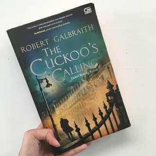Novel The Cuckoo's Calling