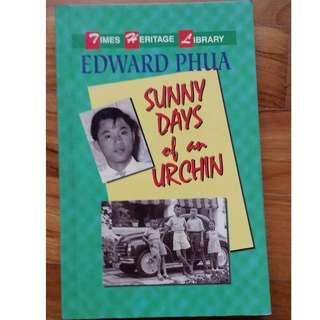 Sunny Days of an Urchin #blessing