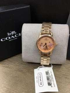 Coach Womens Watch