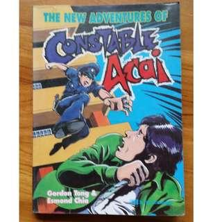 The New Adventures of Constable Acai #blessing