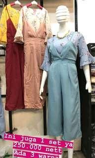 Dress bangkok 1 set
