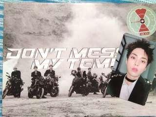 [WTT/WTS] EXO DON'T MESS UP MY TEMPO