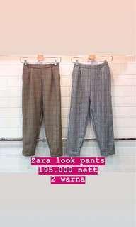 Zara look like pants