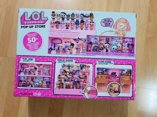 L.O.L Surprise Pop Up Store