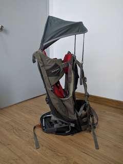 Macpac baby backpack carrier 17kg