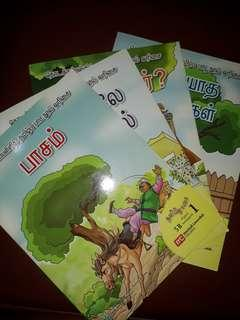 Primary 5B Small Readers Tamil