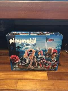 Playmobil 6038 Hawk Knights with Cannon