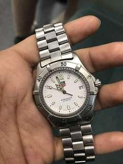Tag watch authentic