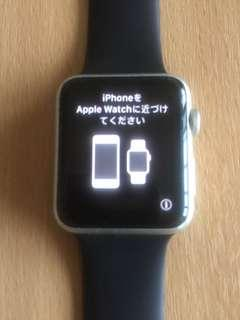 Apple Watch 7000 Series 42mm.