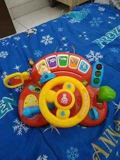 Vtech turn and learn driver #momjualan