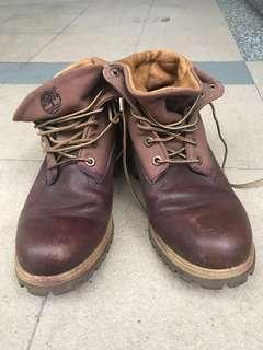 Timberland 登山 休閒鞋