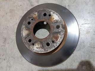 Honda Civic Ek9 Disc Rotors 05xLug