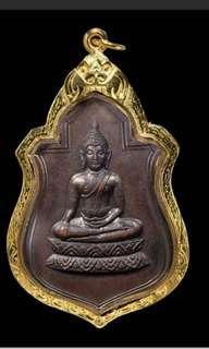 Lp koon Wat Banrai BE2512 Phra Buddha