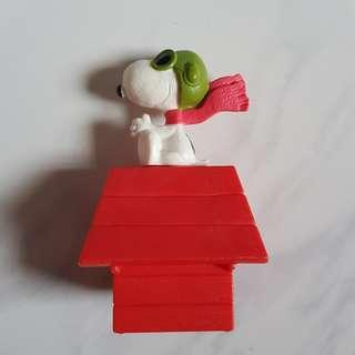 McDonalds Snoopy , Red Baron Snoopy