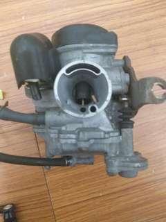 CUXI QC RS RSZ JOG 100cc原廠化油器 CVK化油器