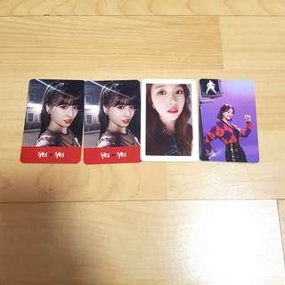 [wts/wtt] Twice Yes or Yes Photocards